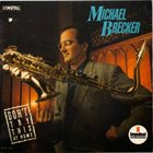 MICHAEL BRECKER Don't Try This at Home album cover