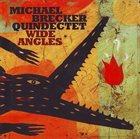 MICHAEL BRECKER Wide Angles album cover