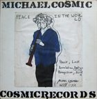 MICHAEL COSMIC Peace In The World album cover