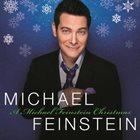 MICHAEL FEINSTEIN A Michael Feinstein Christmas album cover