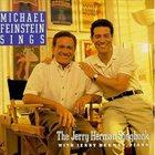MICHAEL FEINSTEIN Michael Feinstein Sings the Jerry Herman Songbook album cover