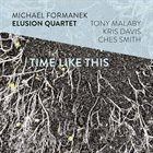 MICHAEL FORMANEK Michael Formanek Elusion Quartet : Time Like This album cover