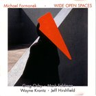 MICHAEL FORMANEK Wide Open Spaces album cover
