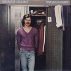MICHAEL FRANKS One Bad Habit album cover