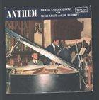 MICHAEL GARRICK Anthem album cover