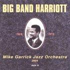 MICHAEL GARRICK Big Band Harriott album cover
