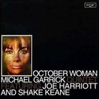 MICHAEL GARRICK October Woman album cover