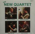 MICHAEL GARRICK The New Quartet album cover