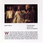 MICHAEL GILES Michael Giles / Jamie Muir / David Cunningham : Ghost Dance album cover