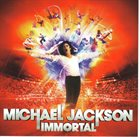 MICHAEL JACKSON Immortal album cover