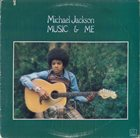 MICHAEL JACKSON Music & Me album cover