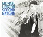 MICHAEL LINGTON Second Nature album cover