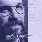 MICHAEL MUSILLAMI Groove Teacher album cover