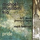 MICHAEL MUSILLAMI Pride album cover