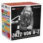 MICHAEL NAURA Die Zeit-Edition: Jazz Von A-Z album cover