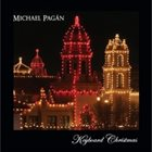 MICHAEL PAGÁN Keyboard Christmas album cover