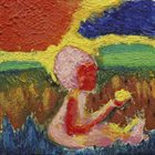 MICHAEL ZERANG The Shuddering Cherub : For Solo Piano with Vibrating Elements album cover