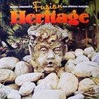 MICHAL URBANIAK Heritage (as Michal Urbaniak's Fusion Feat. Urszula Dudziak) album cover