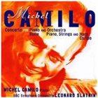 MICHEL CAMILO Concerto For Piano And Orchestra Suite For Piano, Strings And Harp Caribe album cover