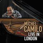 MICHEL CAMILO Live In London album cover