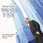 MICHEL CAMILO Rhapsody In Blue album cover