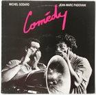 MICHEL GODARD Michel Godard / Jean-Marc Padovani : Comédy album cover