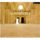 MICHEL GODARD Monteverdi album cover