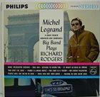 MICHEL LEGRAND Big band plays Richard Rodgers album cover