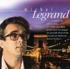 MICHEL LEGRAND Les Moulins de mon cœur album cover
