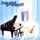 MICHEL LEGRAND Michel Legrand - Stephane Grappelli album cover