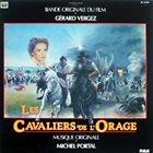 MICHEL PORTAL Les cavaliers de l'orage album cover