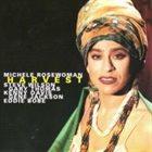 MICHELE ROSEWOMAN Harvest album cover