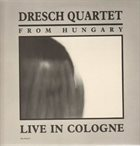MIHÁLY DRESCH Live In Cologne album cover