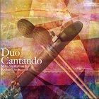 MIKA STOLTZMAN (AKA MIKA YOSHIDA) Mika Stoltzman & Richard Stoltzman : Duo Cantando album cover