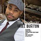 MIKE BURTON The Producer album cover