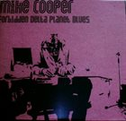 MIKE COOPER Forbidden Delta Planet Blues album cover