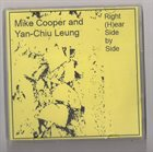 MIKE COOPER Mike Cooper, Yan-Chiu Leung ‎: Right (H)ear Side By Side album cover