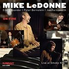 MIKE LEDONNE On Fire (Live At Smoke NYC) album cover