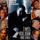 MIKE LONGO I Miss You John album cover