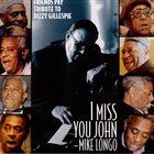 MIKE LONGO I Miss You John album cover