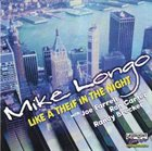 MIKE LONGO Like a Thief in the Night album cover