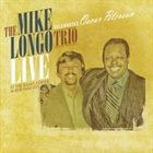 MIKE LONGO The Mike Longo Trio Celebrates Oscar Peterson Live album cover