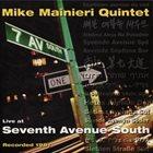 MIKE MAINIERI Live At Seventh Avenue South album cover