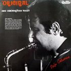 MIKE OSBORNE Original (with Stan Tracey) album cover