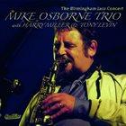 MIKE OSBORNE The Birmingham Jazz Concert album cover