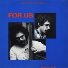 MIKE RICHMOND Mike Richmond, Andy LaVerne : For Us album cover