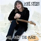 MIKE STERN All Over The Place album cover