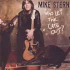 MIKE STERN Who Let The Cats Out? album cover