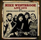MIKE WESTBROOK Live 1972 album cover