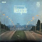 MIKE WESTBROOK Metropolis Album Cover